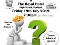 Purfleet on Thames Community to host Quiz Night