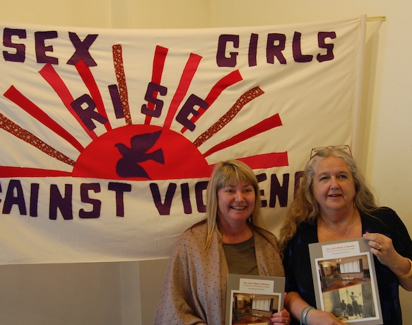 Thurrock's pioneers against sexual violence praised in exhibition