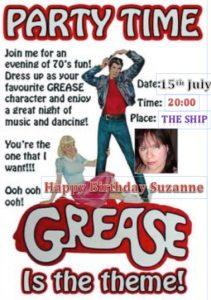 Ship Grease