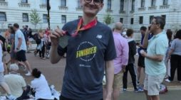 Basildon Hospital nurse beats the heat to complete London Marathon