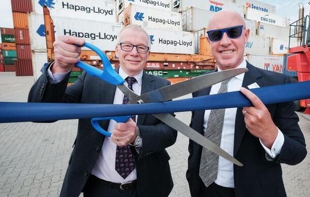 Award winning company move to DP World London Gateway
