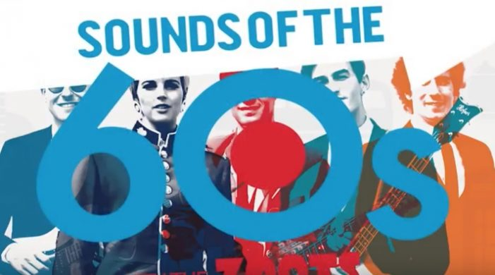 Sound of the Sixties is coming to the Thameside Theatre