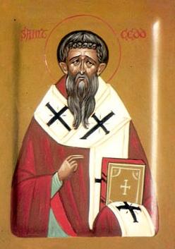 Happy St Cedds Day (Patron Saint of Essex)