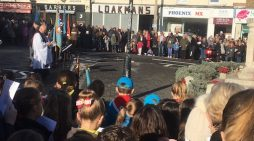 Thurrock gathers to remember the fallen