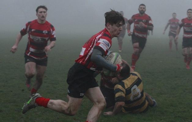 Rugby: Stanford clear winners in fog