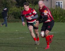 Rugby: Stanford steamroll Bancroft