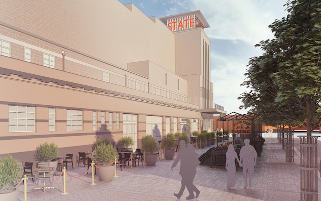Thurrock Council welcomes progress at old State Cinema site