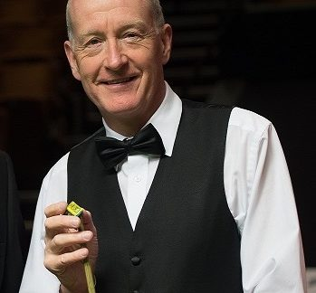 An Interesting Evening with Steve Davis at Thameside Theatre