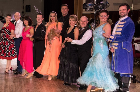 It's Strictly St Luke's Hospice time again
