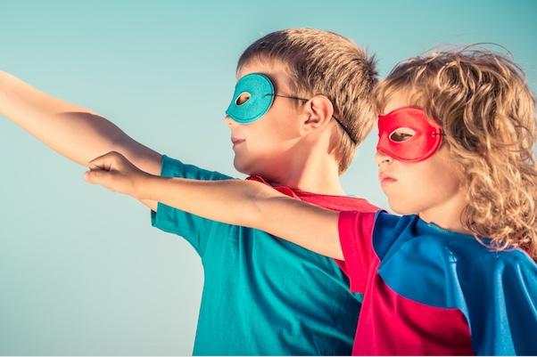 Visit Hamley's superheroes at intu Lakeside