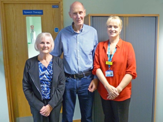 Treatment at Basildon Hospital transforms lives for those with swallowing difficulties