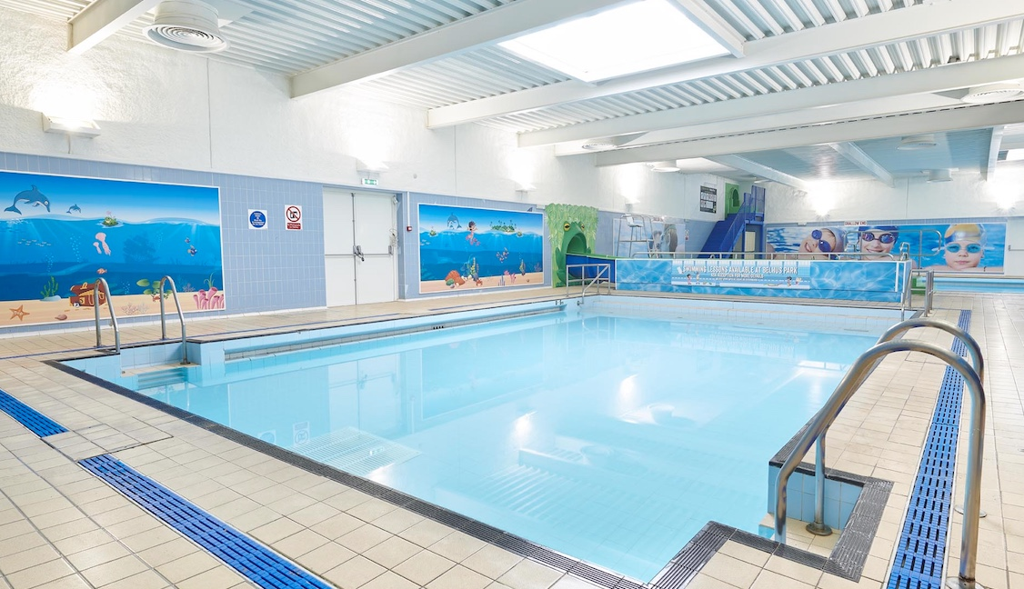 Belhus Swimming Pool re-opens after £2.5 million refit ...