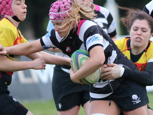 Rugby: Mighty T-Birds beat Richmond