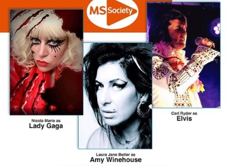 Charity concert for Multiple Sclerosis