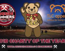 Speedway: Lakeside Hammers back Teddy Loving Care