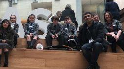 Brilliant Tilbury students visits School of Oriental and African Studies