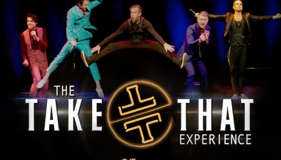 The Take That Experience is coming to the Thameside