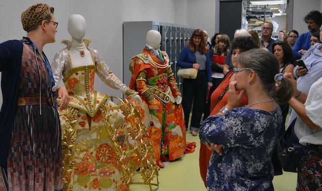 Teachers visit Thurrock for Royal Opera House Design Challenge training
