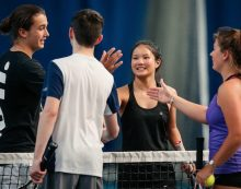 National Tennis success for South Essex College students