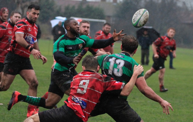 Rugby: Thames overcome odds to beat Stanford in cup