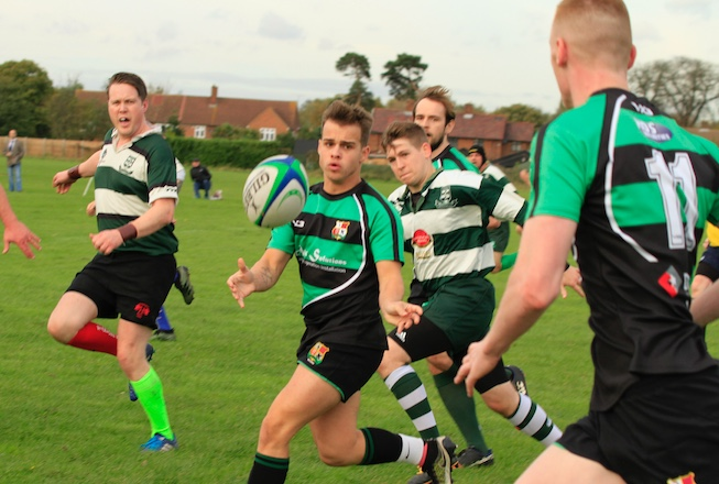 Rugby: Thames and Basildon provide great entertainment