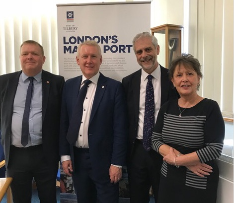 Essex Chamber of Commerce members briefed on Lower Thames Crossing