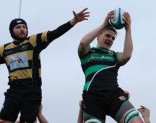 Rugby: Thames fly away from Pegasus in the rain