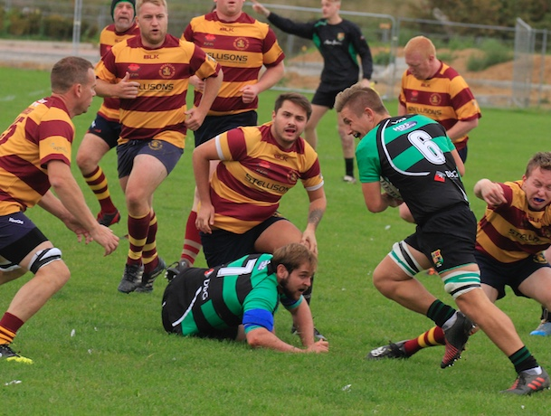Rugby: Thames put Westcliff to the sword