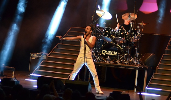 Best of Queen set for the Thameside Theatre