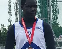 Athletics: Young Harriers bring home medals at Essex Champs