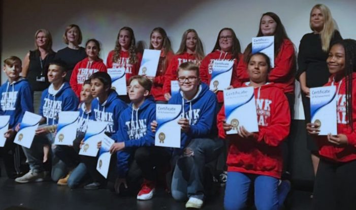 Thurrock students off to New York City as part of Think Global programme