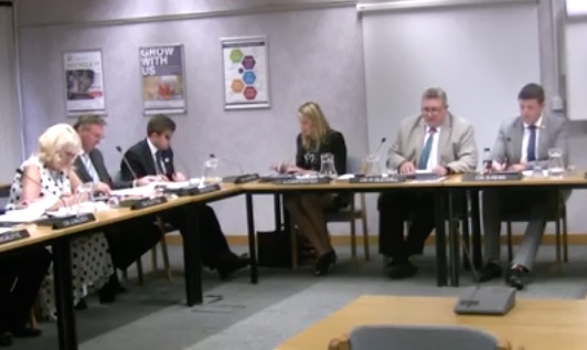 Thurrock Council Cabinet Meeting: July 12th, 2017