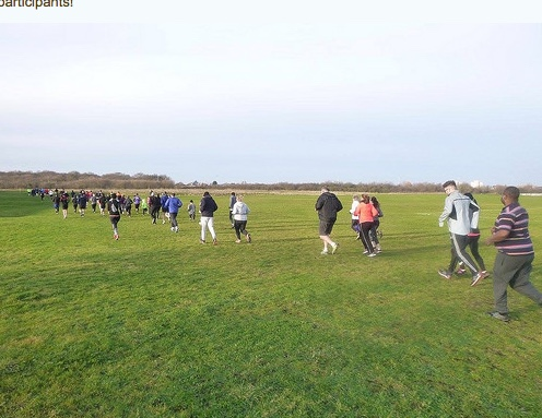 Thurrock parkrun: You are welcome any time