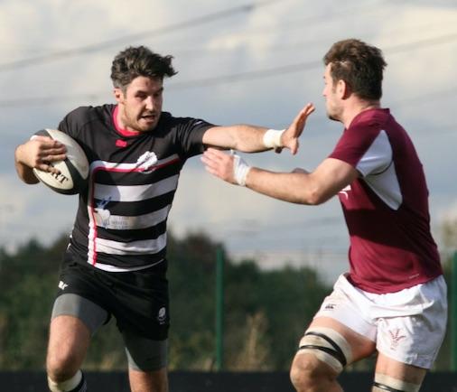 Rugby: Thurrock slay the Vikings