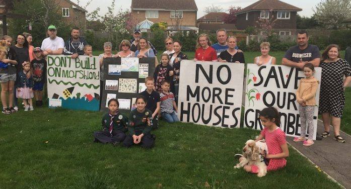 Little Thurrock residents prepare to do battle over planning application