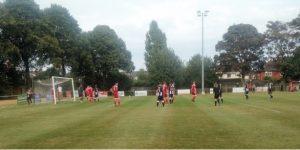 Tilbury FC 2016