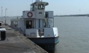 Tilbury Ferry