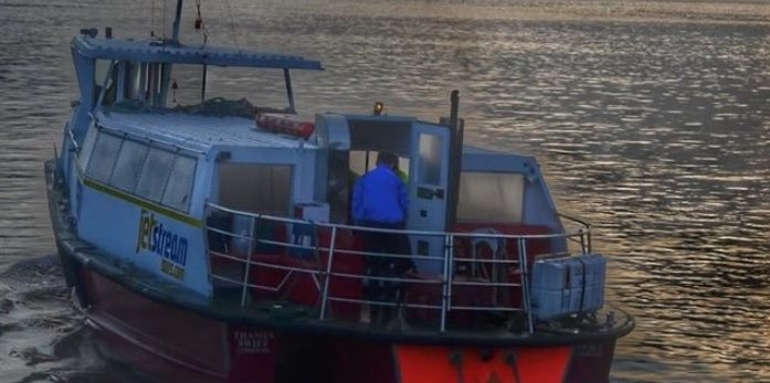 Tilbury ferry hopes to be running soon