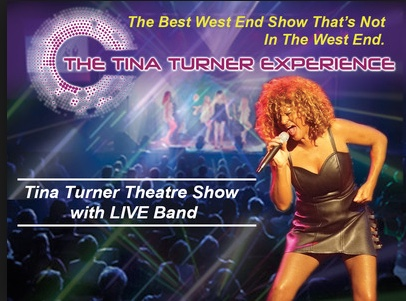 The Tina Turner Experience at the Thameside