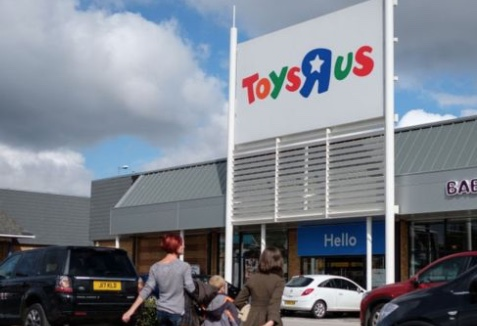 Date for closure of Toys R Us at Lakeside confirmed