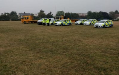 Essex Police hit back at Thurrock Council over traveller encampment in South Ockendon
