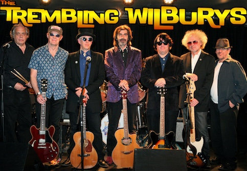 The Trembling Wilburys are set for the Thameside Theatre