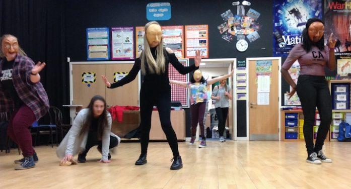 Trestle Theatre brings its mask magic to Royal Operas House Trailblazer schools