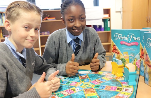 Gateway Learning Community can enjoy a Trivial Pursuit