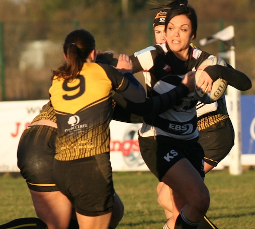 Rugby: T-Birds stung by Wasps