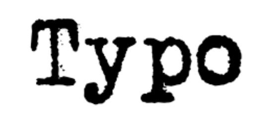 The Hyperlocal Bible: Court List errors…