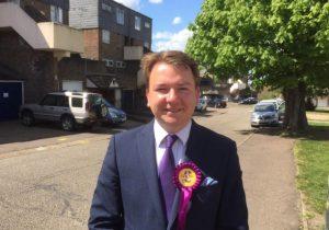 UKIP's Tim Aker