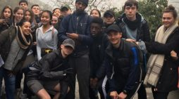 Gateway Academy students go outward bound to Wales