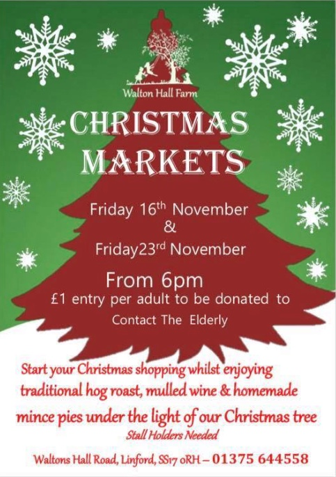 Walton Hall Market to host Christmas Market