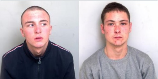 Two Grays men wanted over four burglaries across Thurrock